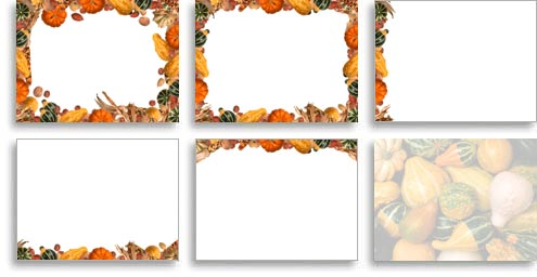 Christian Backgrounds - Thanksgiving Day Jpeg Collection
