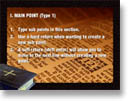 Church Service PowerPoint Sermon Outlines