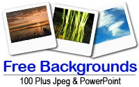 Free Christian Backgrounds and PowerPoint Slides